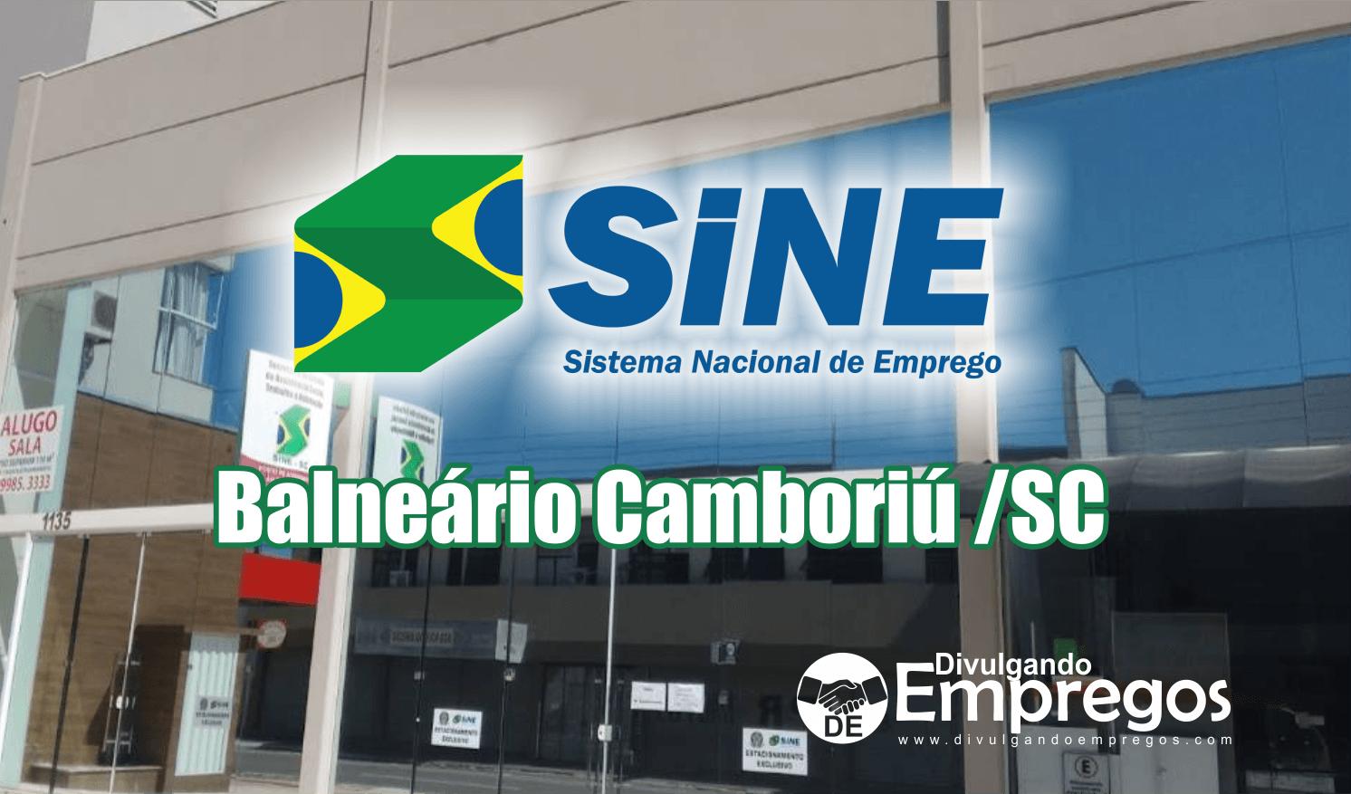 Sine Balneário Camboriú