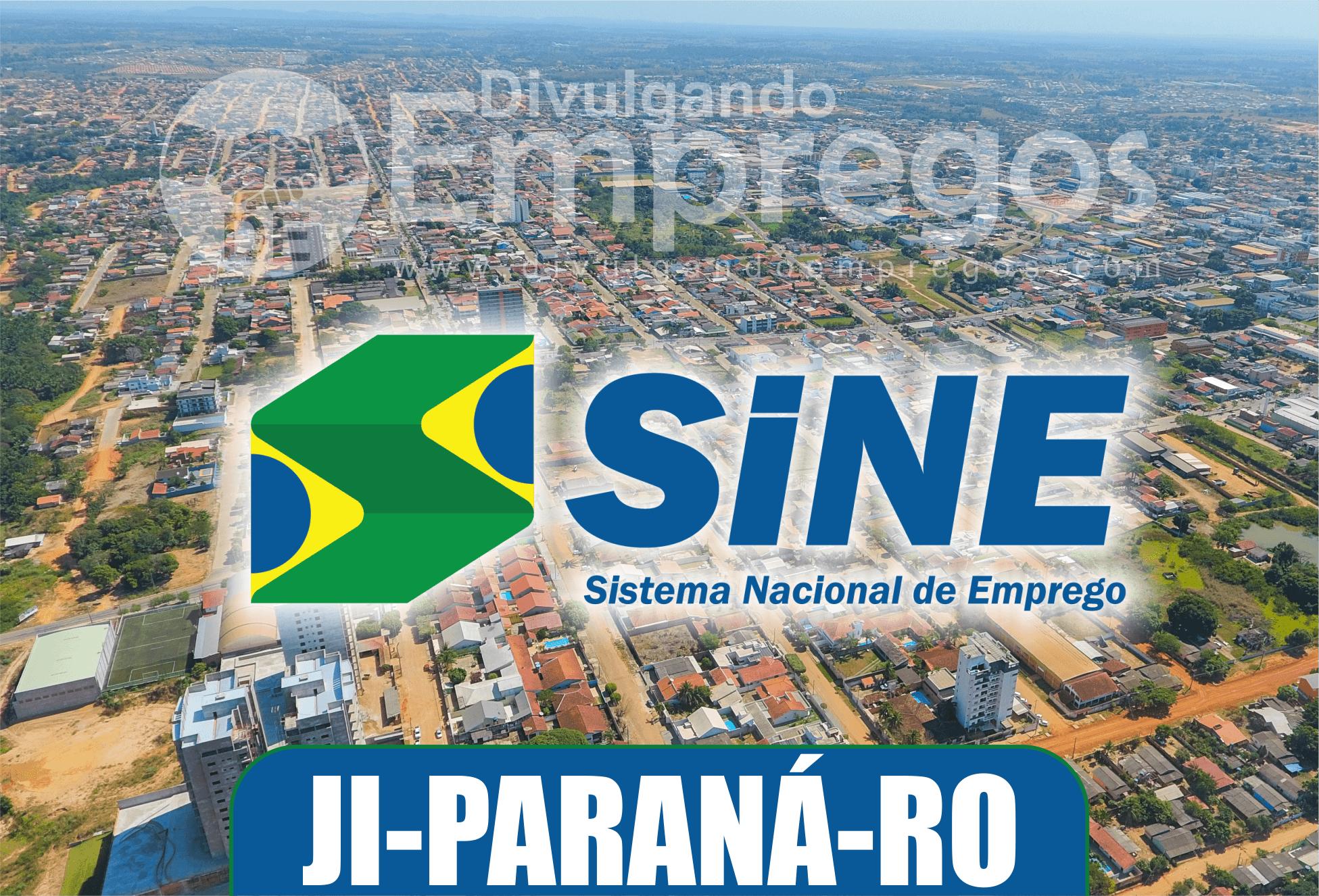 SINE - JI-PARANÁ