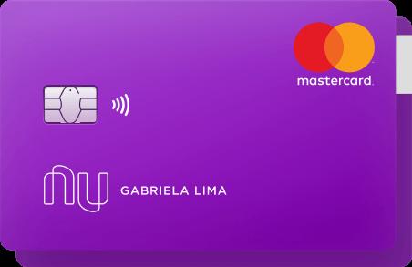 Cartão de Crédito Nubank Sem anuidade e tarifa zero