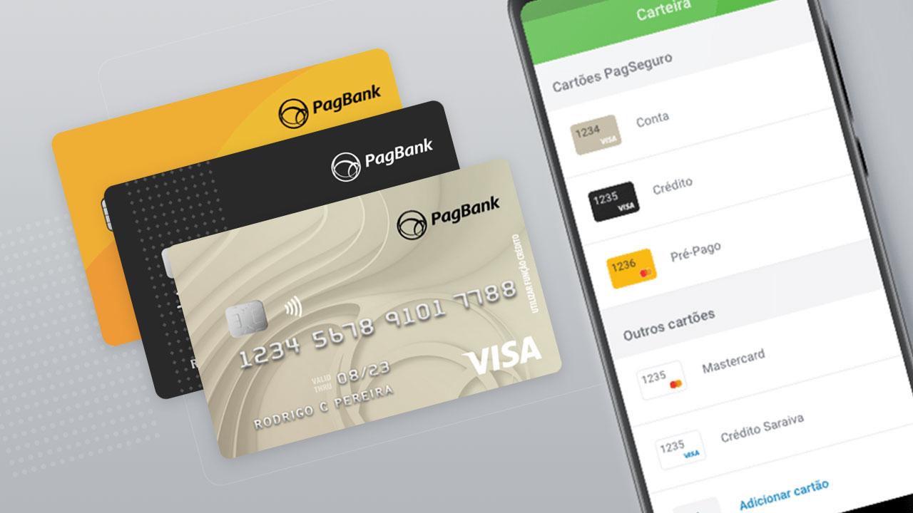 Cartão de Crédito PagBank Grátis e sem Anuidade