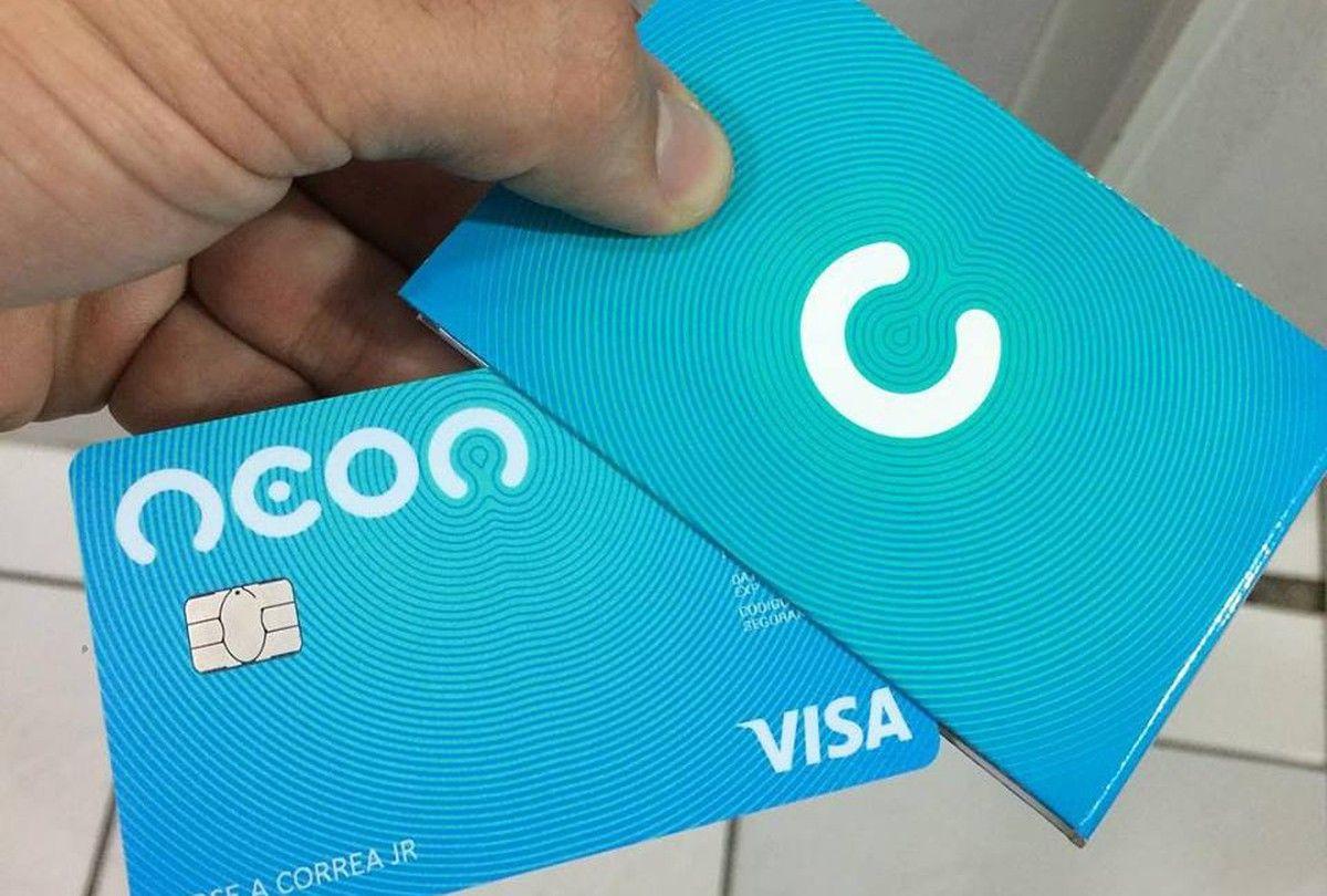 Saiba Como ter um Cartão de Crédito Neon Sem Tarifas e Anuidade